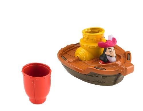 fisherprice disney jake y el never land piratas hooks pirata