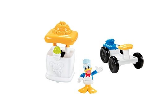 fisherprice mickey mouse clubhouse donald ice crema parar