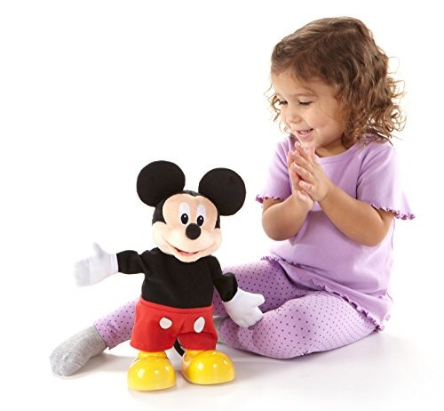 fisherprice mickey mouse dance n shout mickey
