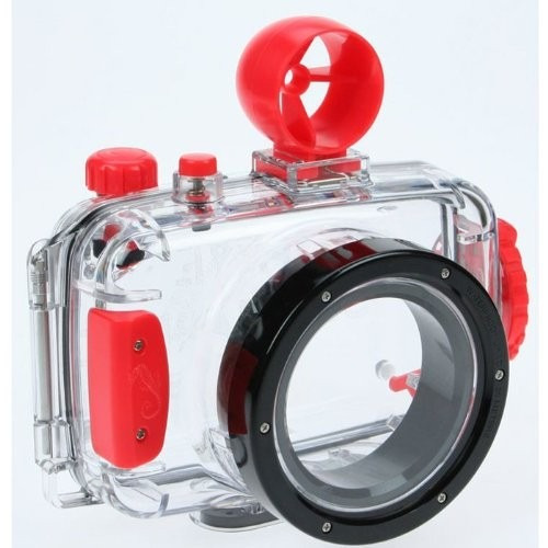 fisheye submarine - lomography - case para fotos na água