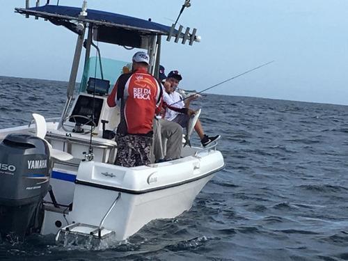 fishing 19  lancha yamaha 150 lancha