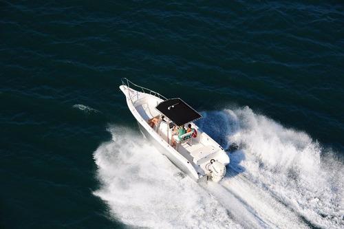 fishing 24 open + 150hp  ñ flyfish victory 265