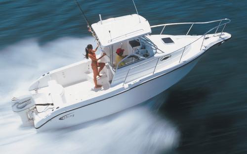 fishing 25 wa + 250hp ñ flyfish 23 wa wellcraft 265