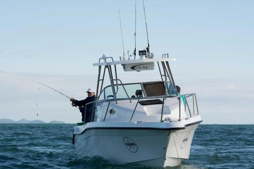 fishing 25 wa com apenas 215 horas