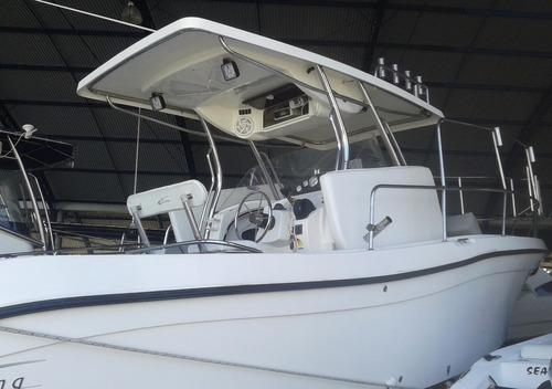 fishing 265 evinrude e-tec 250 hp 2007. caiera