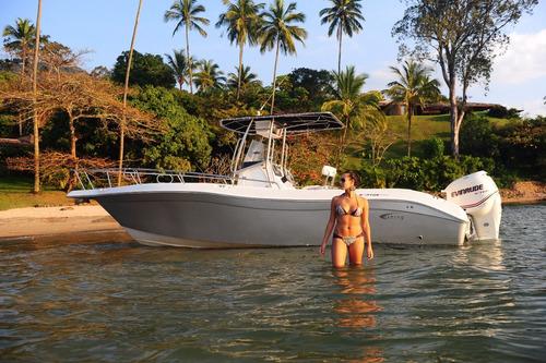 fishing 265 open +  200hp  ñ victory wellcra