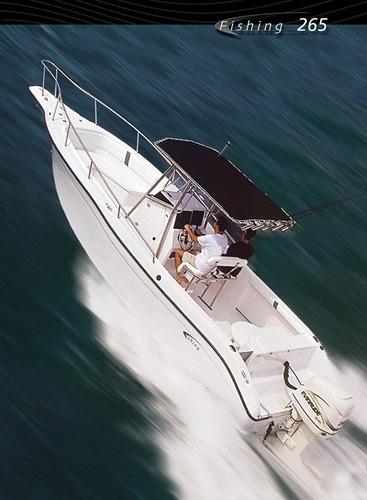 fishing 265 open +  200hp - victory são paulo