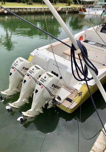 fishing 375 3x evinrude 300 hp