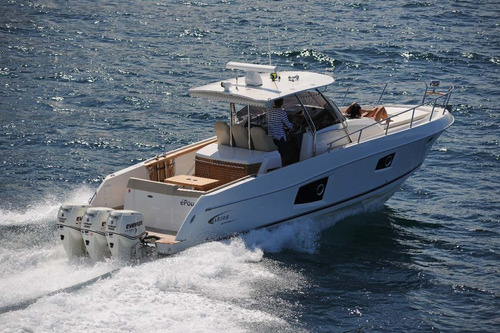 fishing 39 saint tropez - 3 x 300 hp ñ sedna 365 phantom