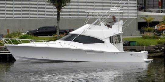 fishing 42 convertible 2x 435hp sedna cabrasmar 40.5