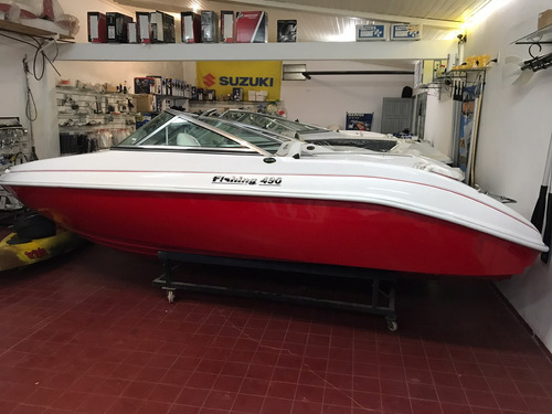 fishing 490 std con  suzuki 70 hp 4t