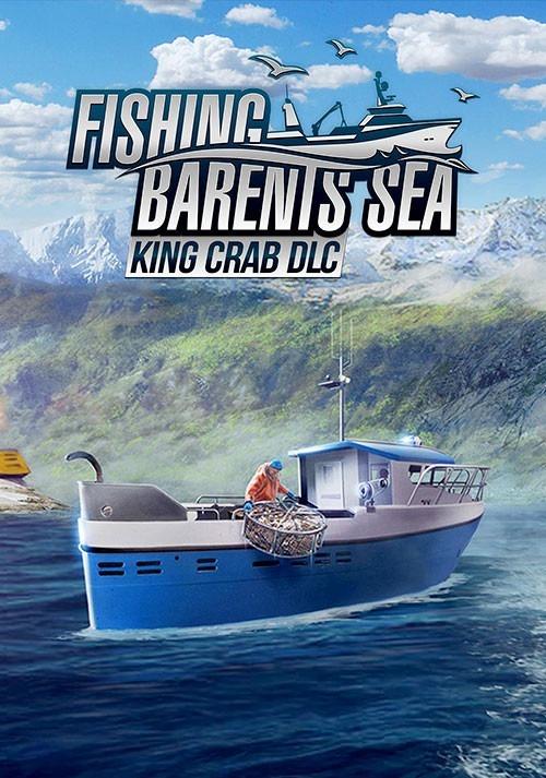 FISHING BARENTS SEA KING CRAB TRADUZIDO (PT-BR) (PC)