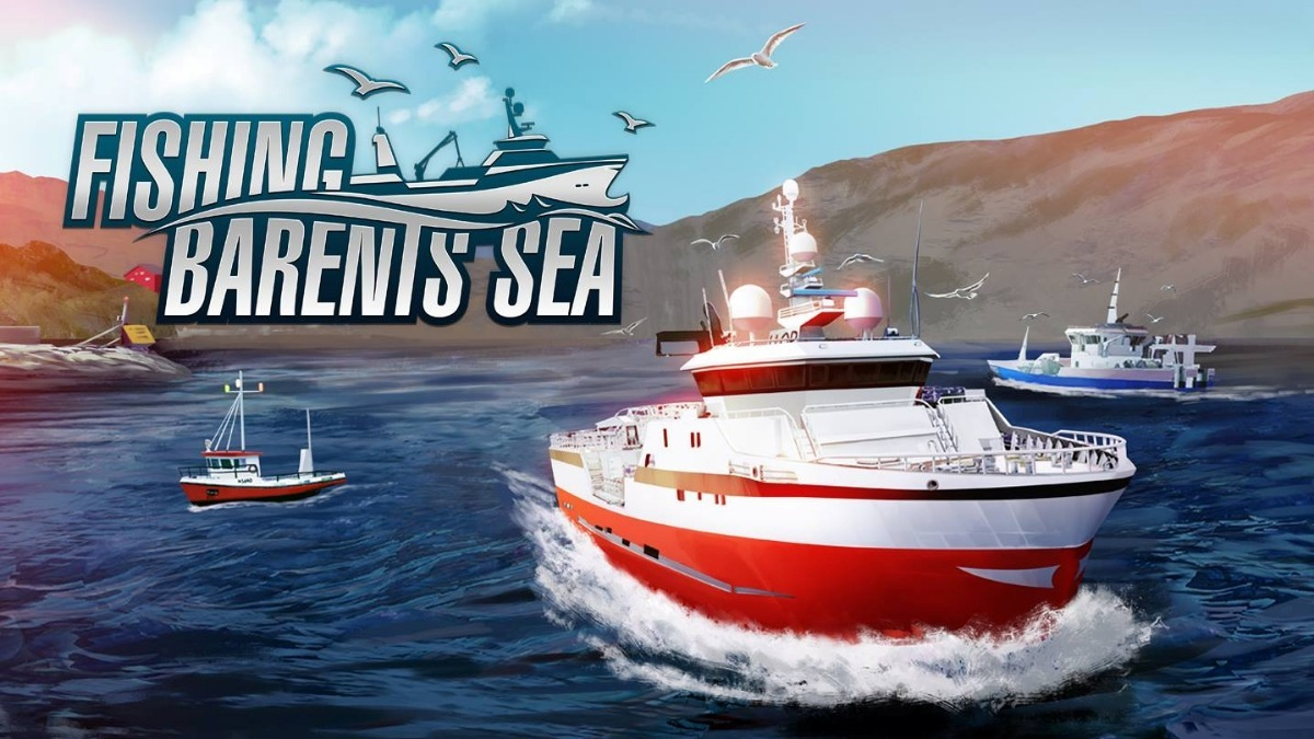 Fishing Barents Sea (pc) (juego Fisico) - $ 470,42 en Mercado Libre