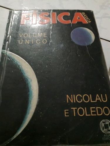 física básica volume único nicolau e toledo
