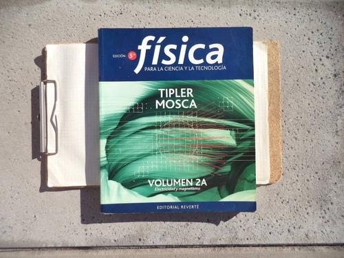 fisica   electricidad y magnetismo tipler - mosca