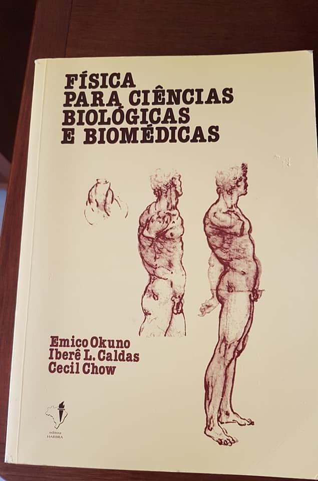 48931f1df56 física para ciências biológicas e biomédica -okuno. Carregando zoom.