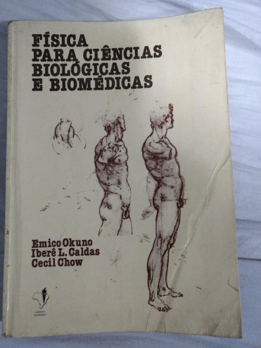 b1a2ce73ae4 fisica para ciências biológicas e biomédicas. Carregando zoom.