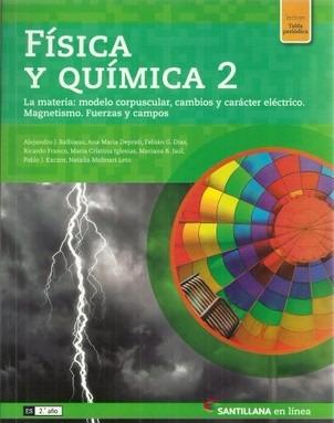 fisica y quimica 2 santillana en linea - rincon 9