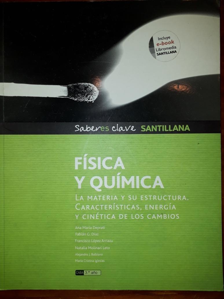 Fisica Y Quimica La Materia Y Su Estructura 300 00