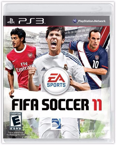 fisico original futbol ps3 playstation 3 fifa 11