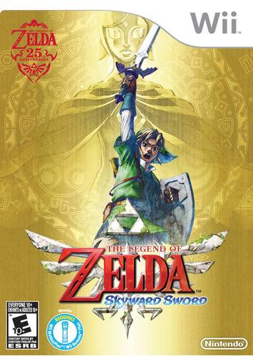 fisico the legend of zelda skyward sword wii