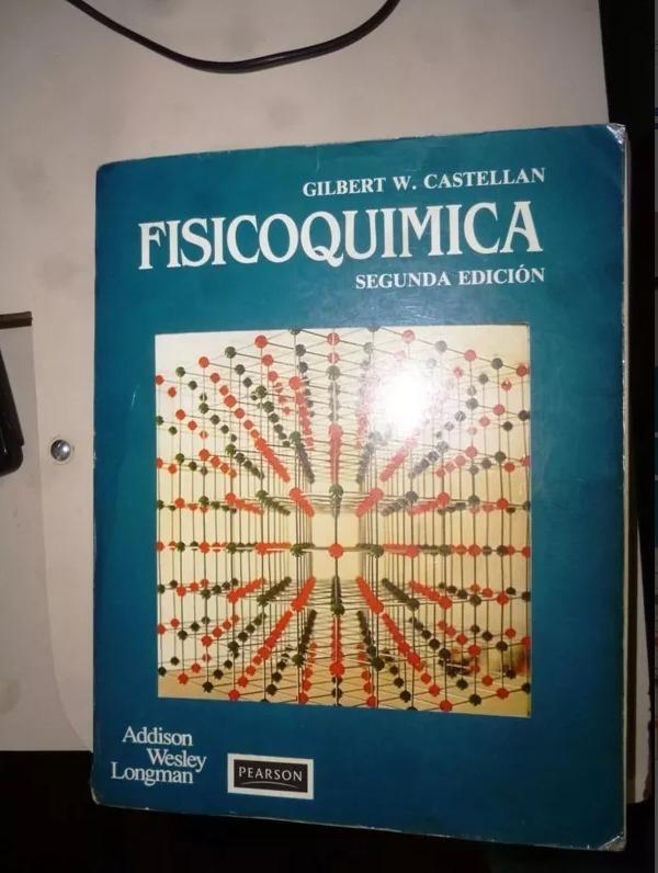 libro fisicoquimica castellan