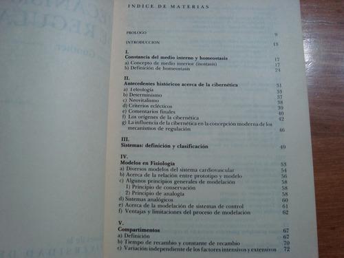 fisiologia del sistema -mecanismo de regulacion - b. gunther