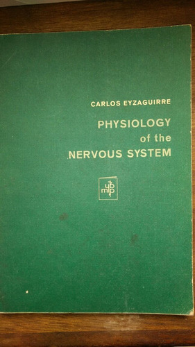 fisiología del sistema nervioso:physiology of nervous system