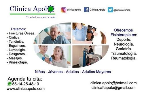 fisioterapia y medicina general