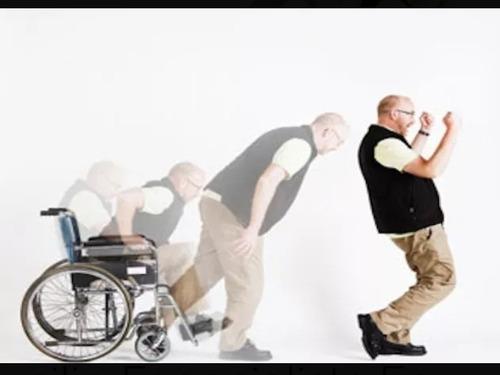 fisioterapia y rehabilitación.