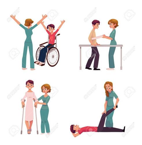 fisioterapia y rehabilitación física a domicilio
