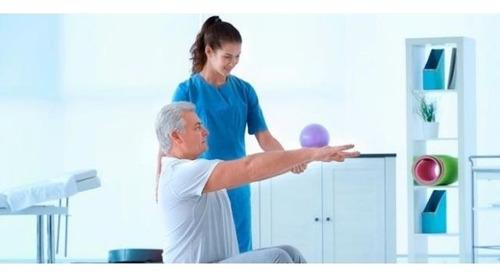 fisioterapia y terapia respiratoria a domicilio