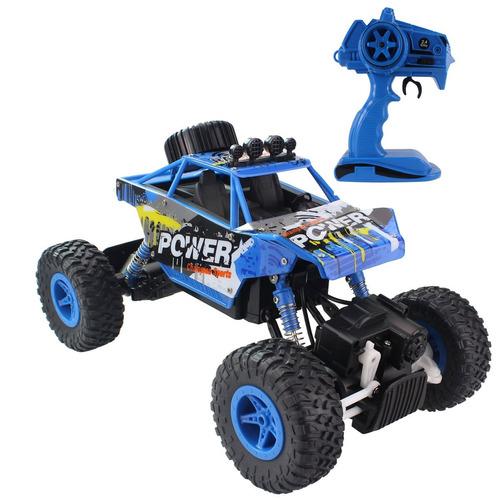 fistone rc car rock crawler 1:18 2.4g 4wd off-vehículo de t