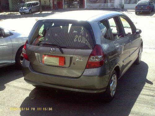 fit 1.4 lx 5p 2005 impecável