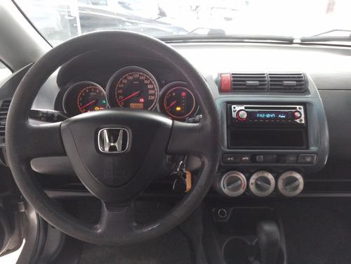 fit 1.4 lx aut - 2008 - super oferta