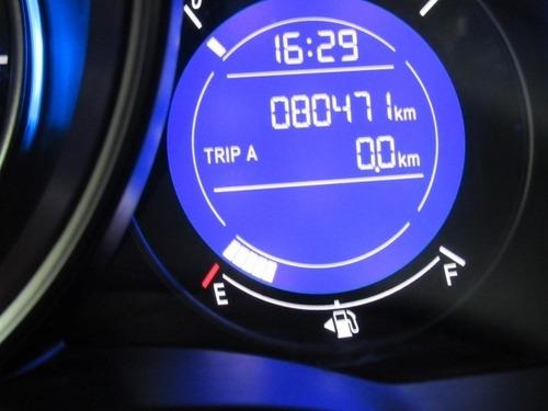 fit 1.5 ex 16v flex 4p automático 80469km