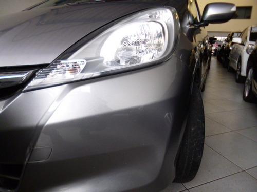 fit 1.5 ex aut flex 2013 cinza