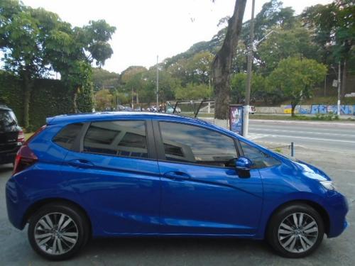 fit 1.5 ex automático 2016 azul flex completo
