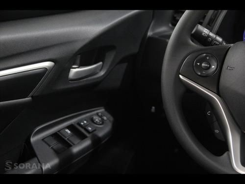 fit 1.5 lx 16v flex 4p automático 2500km