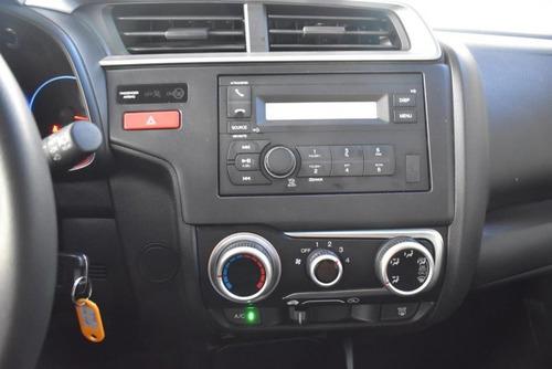 fit 1.5 lx 16v flex 4p automático