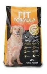 fit formula adulto 20k envío gratis santiago braloy mascotas