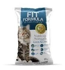 fit formula gato 10 kg envío gratis santiago braloy mascotas