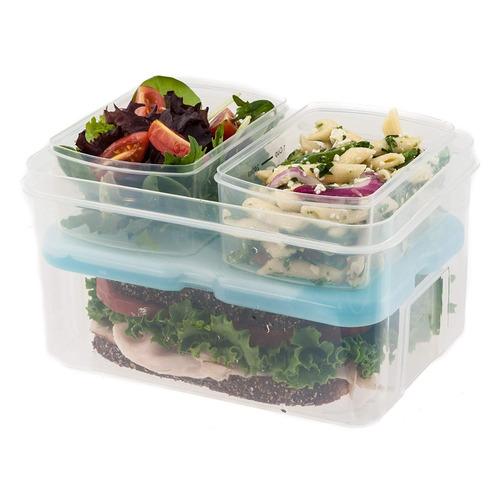 fit & fresh meal prep refrigerador aislado bolsa con almuerz