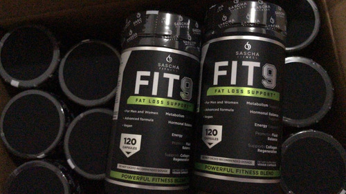 fit9 by sascha fitness 60v