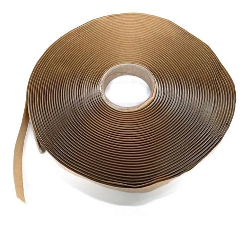 fita adesiva butilica - vedação telhas metálica e calhas itw