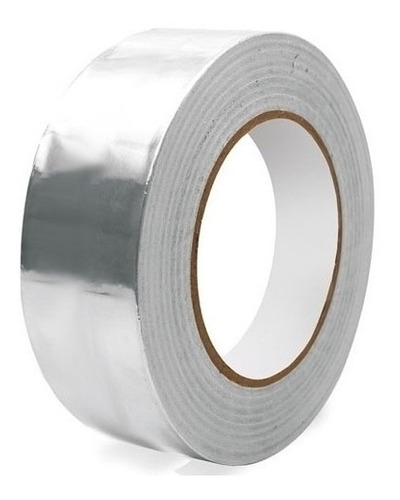 fita adesiva de alumínio 50mm x 45m hikari
