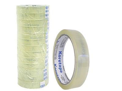 fita adesiva durex transparente 12mm x 40m - rolo com 20 un