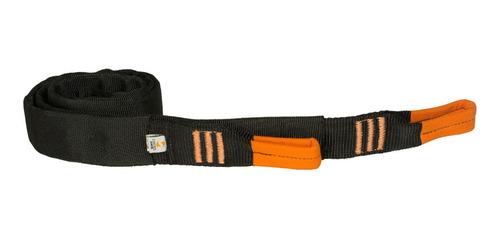 fita ancoragem sling 100cm 22kn com proteção - controlsafe