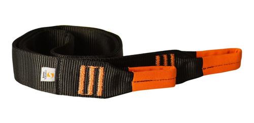 fita ancoragem sling 120cm sem proteção - controlsafe