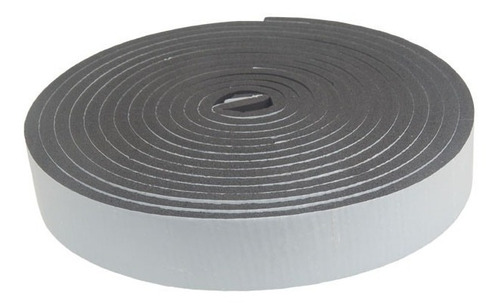fita anti-ruido rolo pvc adesivado automotiva 2,5cm 5mm 4mts